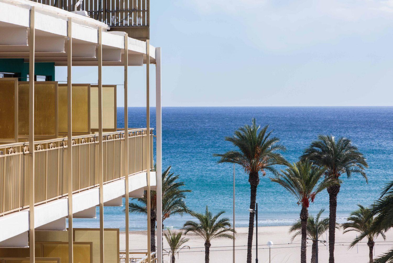 Vistas al mar Hotel Almirante