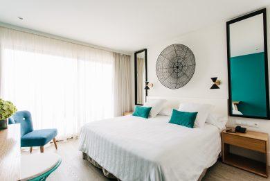 habitación premium hotel almirante