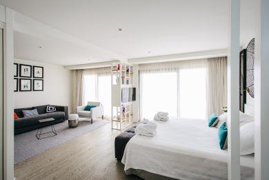 suite hotel almirante