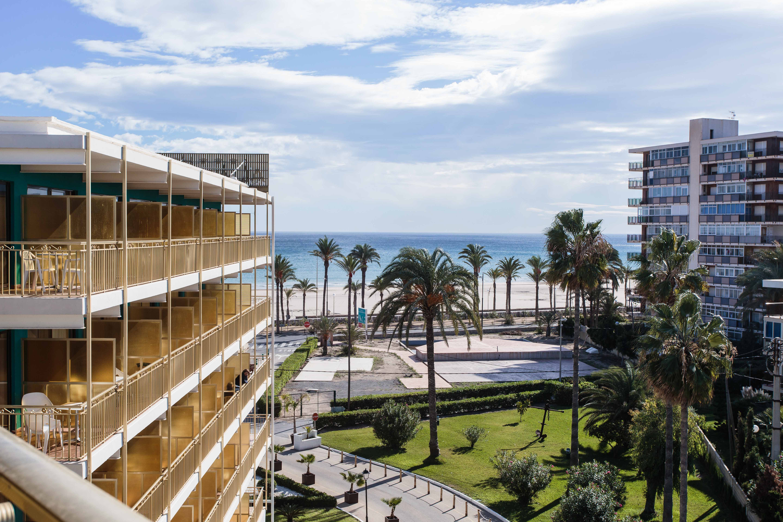 Vistas premium Hotel Almirante