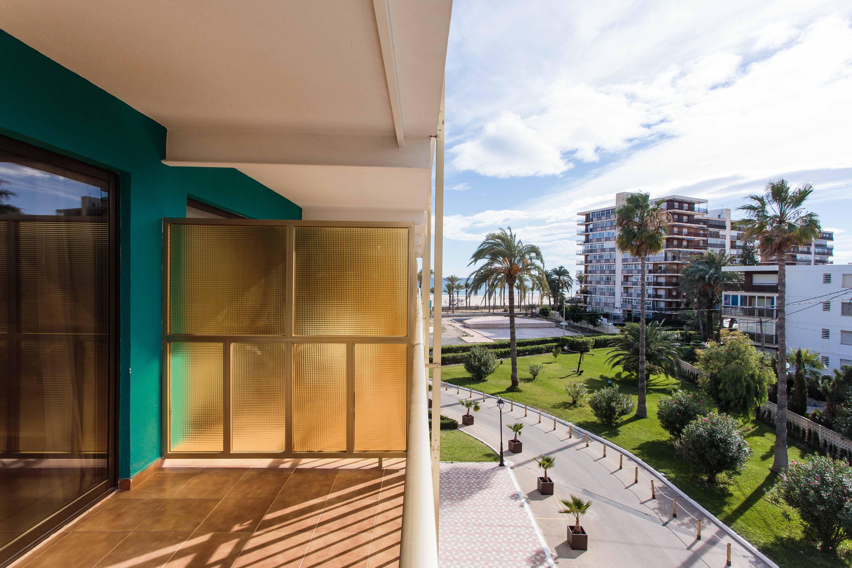 Vistas exterior habitación doble Hotel Almirante
