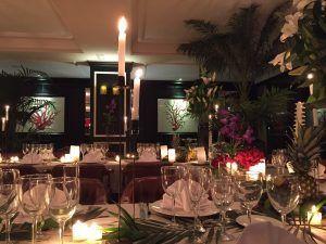Pocardy evento Hotel Almirante