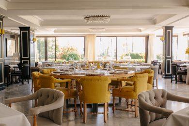 Restaurante POCARDY 1 Hotel Almirante